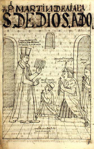 From the manuscript in the Royal Library, Copenhagen
